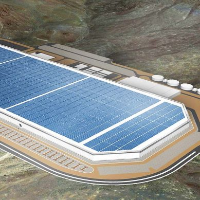 The machine making the machines, Tesla's giant Gigafactory to go live in 2017