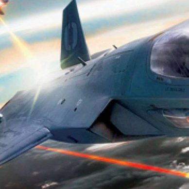 Lasers on fighter jets by 2020, the USAF and Northrop Grumman get cosy