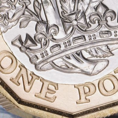 Britain's Royal Mint unveils the most secure coin in the world
