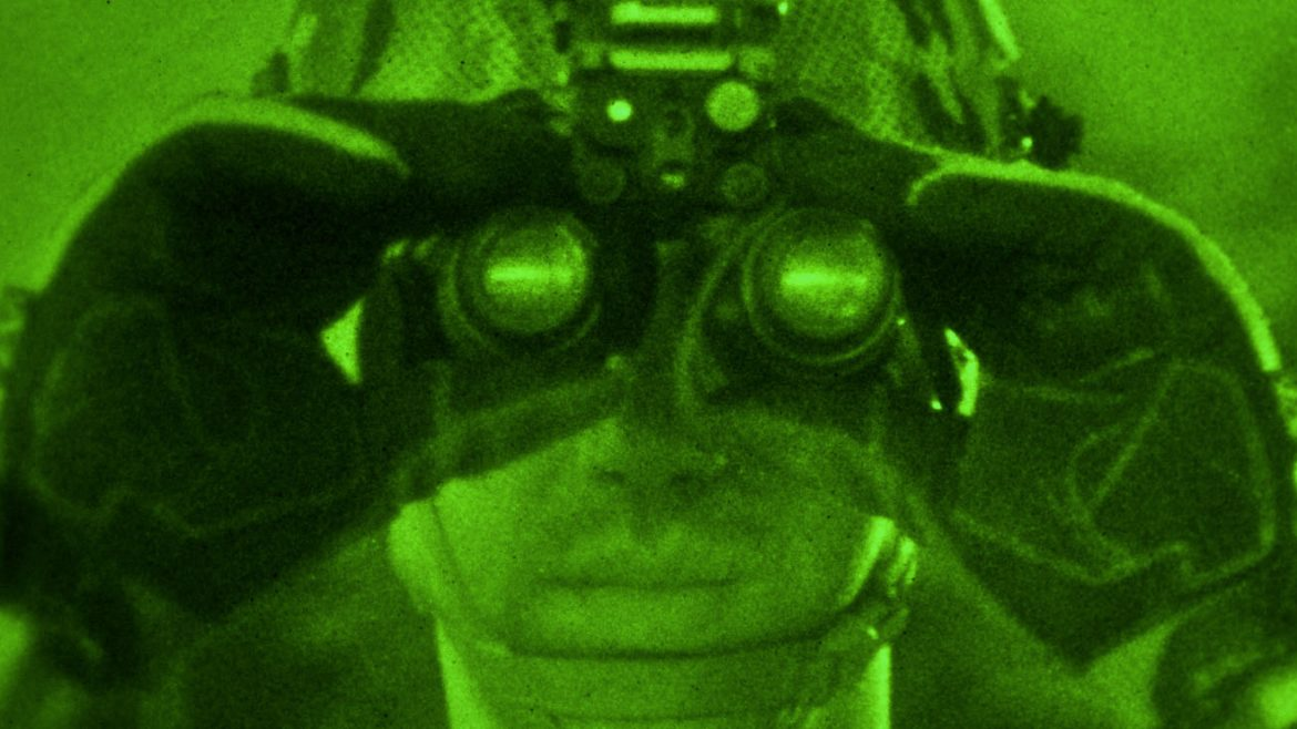 Nanocrystal discovery turns normal glasses into night vision specs