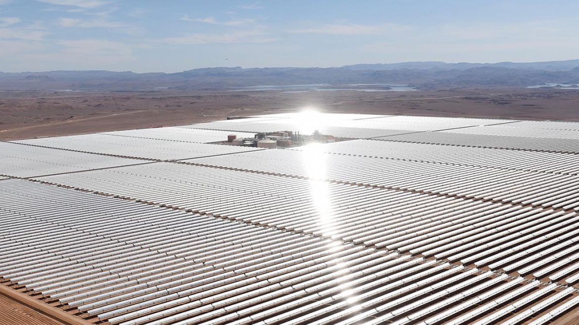 The worlds largest solar power plant goes online in Morocco