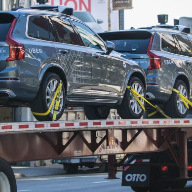 Ubers self-driving car fleet quits California and heads to Arizona
