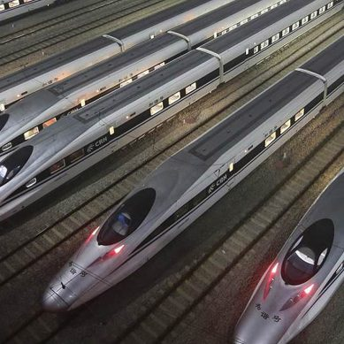 China to spend $500 Billion by 2020 to build new high speed rail links