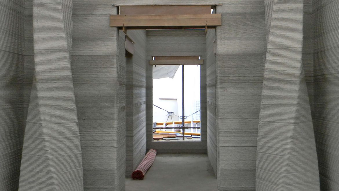 Housing company Apis Cor is 3D printing new houses in a day