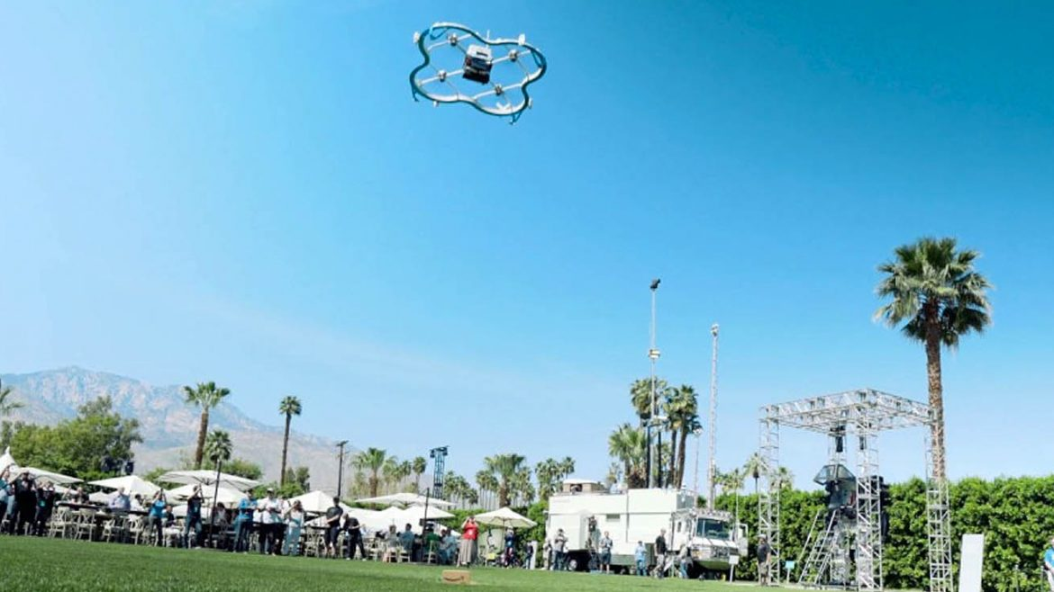 Amazon completes it's first autonomous drone delivery on American soil