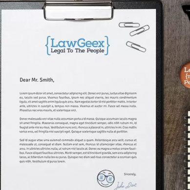 Press release: Legal SaaS A.I. platform LawGeex raises $7 million in funding round