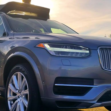 Uber's self-driving cars, not their drivers, ran red lights in San Francisco