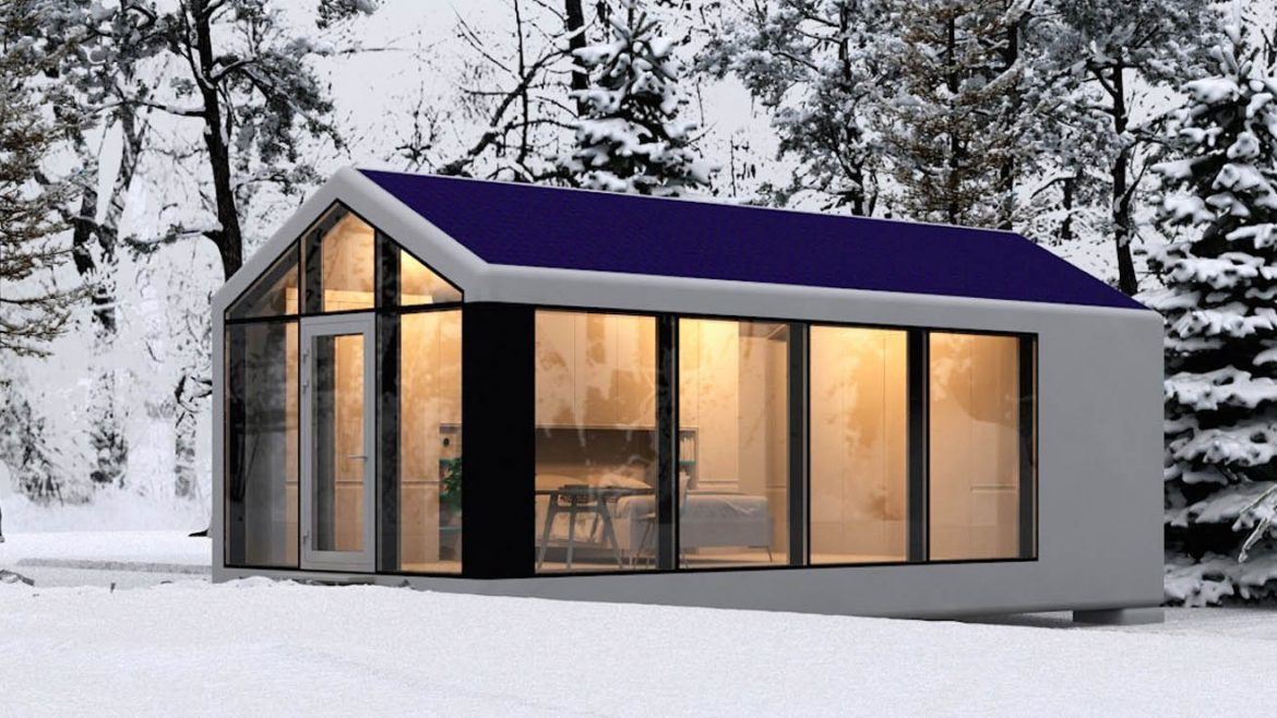 PassivDom can 3D print you a $32,000 house in eight hours