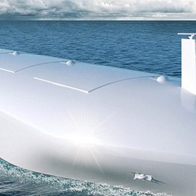 Companies are racing to fill the seas with autonomous drone ships