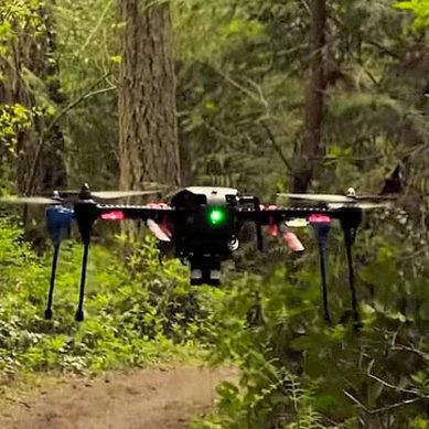 Nvidia's latest autonomous drone flies off grid