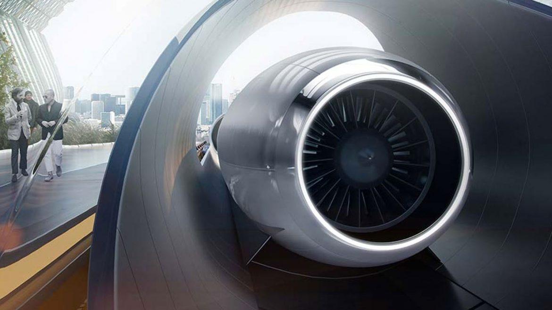 HTT's first Hyperloop will use passive levitation