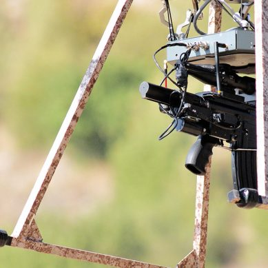 Machine gun equipped drones get ready for battle, autonomy next?