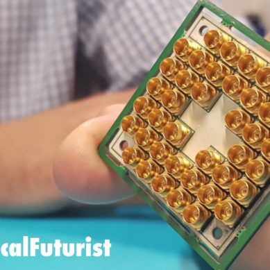 Watch: Intel unbox their exotic new 17 Qubit Quantum computing chip
