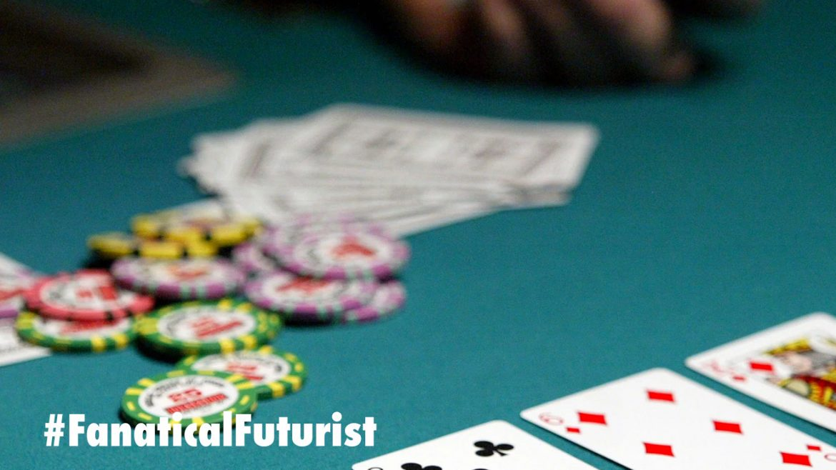 Infographic: The rise of AI in Poker