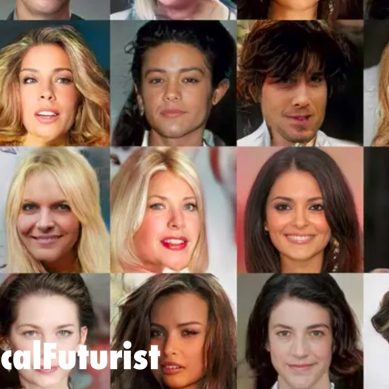 Nvidia's newest AI is creating scarily realistic photos of fake celebrities