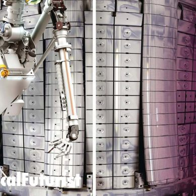 Researchers have discovered how to build self-healing fusion reactors