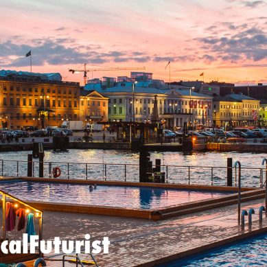 Futurist in Helsinki: The Future of Transportation, Nordic Digital Business Summit