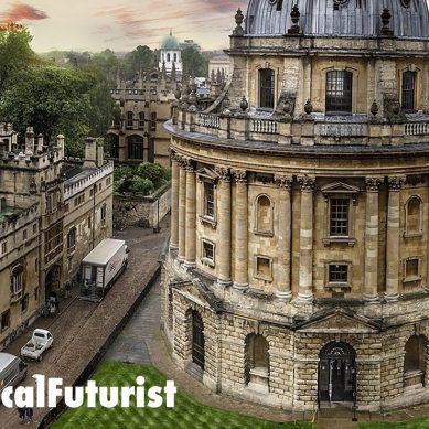 Futurist in Oxford: The Future of Disruption, University of Oxford