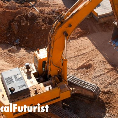 AI drones will soon be controlling autonomous vehicles on building sites