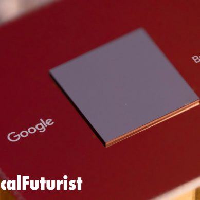 Google are testing a 72 Qubit quantum computing chip