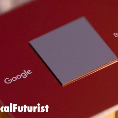 Google are testing a 72 Qubit quantum computing chip