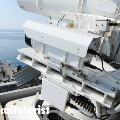 Lockheed Martin awarded contract to arm US Navy destroyers with lasers