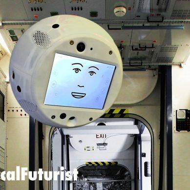 "IBM's ""flying brain"" Watson heads into space"