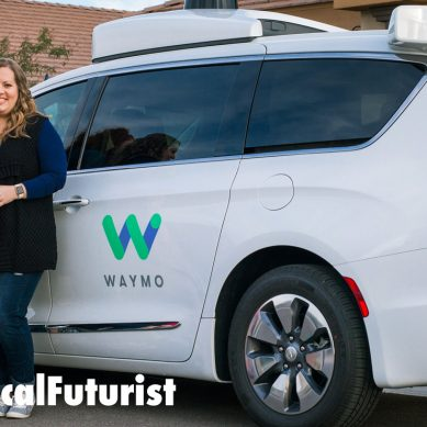 World first as Waymo's self-driving taxi service opens to the public