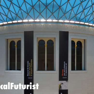 Futurist keynote, London: The Future of Artificial Intelligence, British Museum