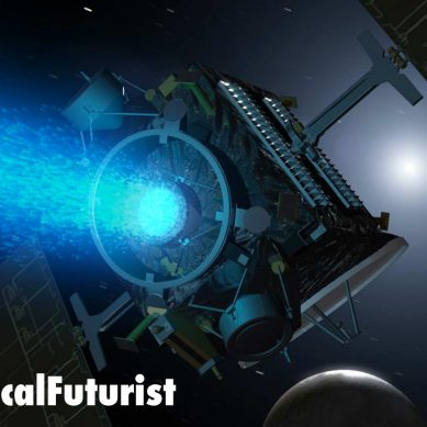 NASA's new ion thruster smashes all the records