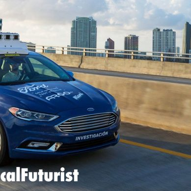 Ford CEO gets serious about rolling out self-driving car fleets from 2021
