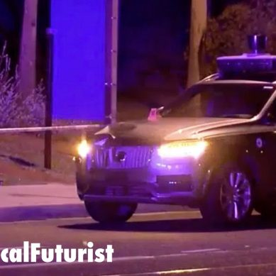 Uber's fatal self-driving car crash reportedly mischaracterised pedestrian as a bag