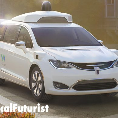 Waymo announces plans to buy 62,000 self-driving cars from Fiat Chrysler