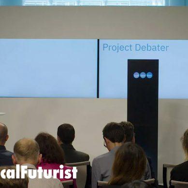 IBM's AI wins debates in San Francisco against champion debating team