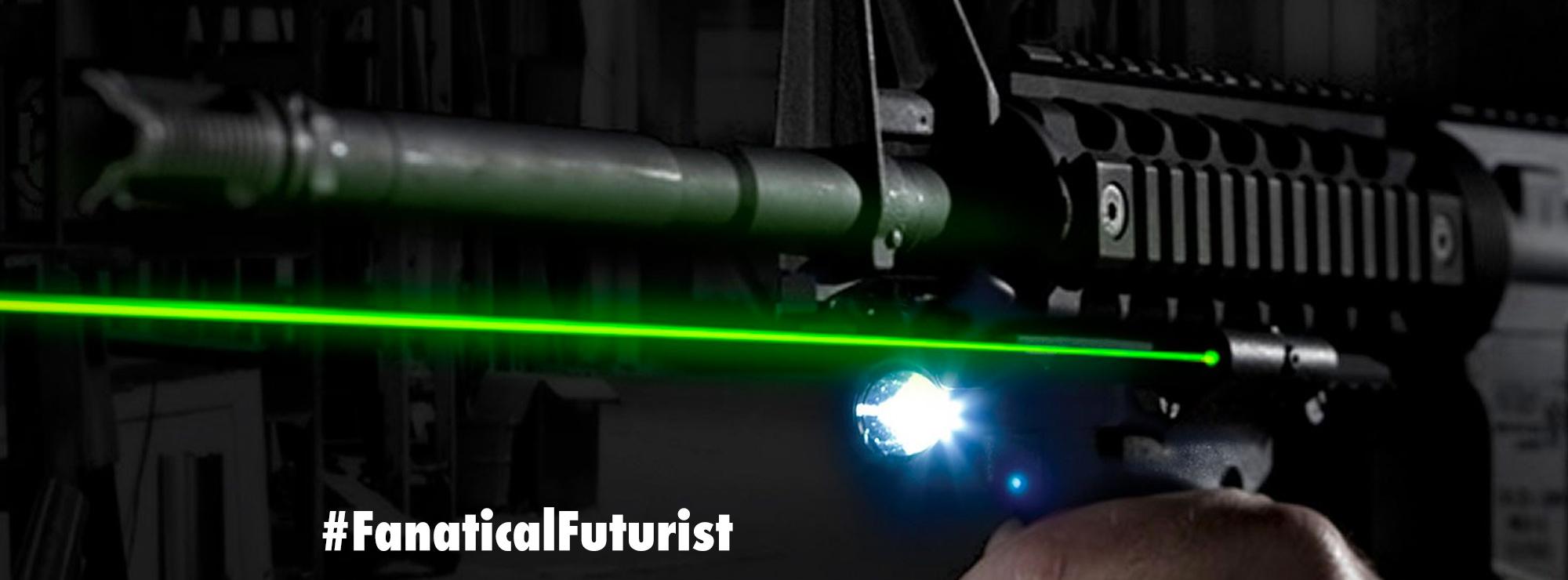 China unveils their revolutionary ZKZM-500 laser assault
