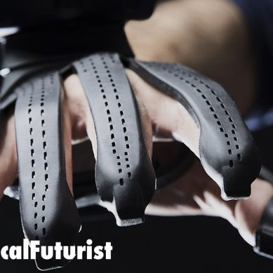 Plexus VR gloves give users fine grained control of their VR environments