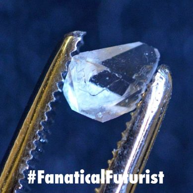 "Physicists have discovered the world's first ""time crystal"""