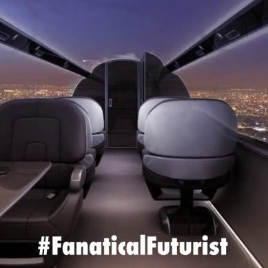 Featured Futurist, TV Interview: The Future of Aviation 2020 to 2070, APEX Insider