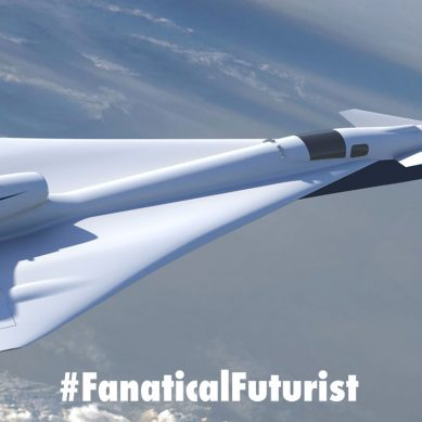 Lockheed Martin goes full throttle to develop NASA's quiet supersonic jet
