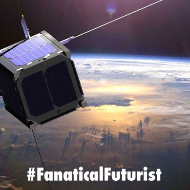 UK and Singapore set 2021 deadline to launch world's first quantum communications cubesat
