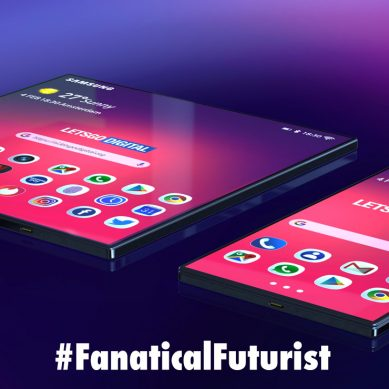 Samsung gets closer to launching its first foldable smartphone