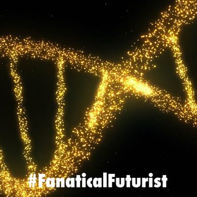 Scientists built an 8 base pair DNA double helix with potential to create new lifeforms