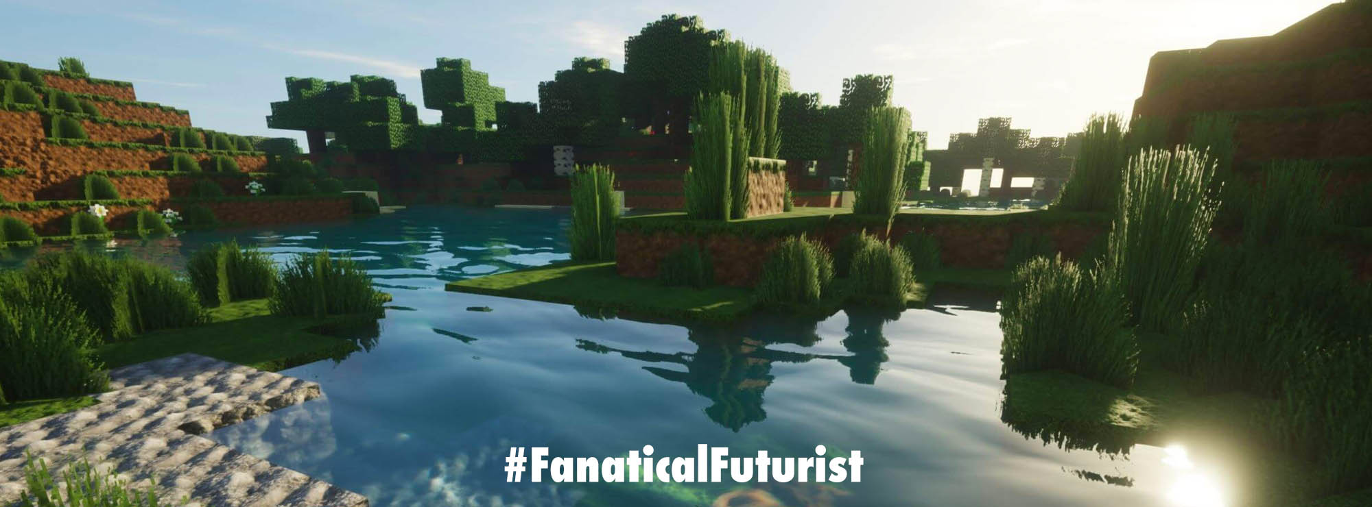 Amazing ray tracing mod pack makes Minecraft look stunning