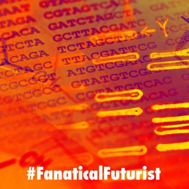 """Designer cell with two genetic codes """"give life on Earth one serious upgrade"""""""