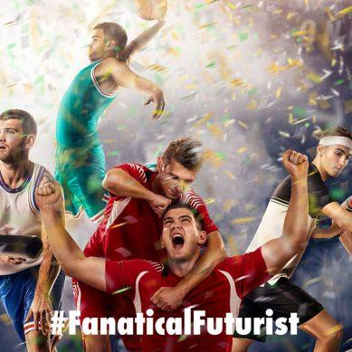Futurist Keynote, France: The Future of Sport, Decathlon