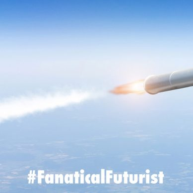 USAF announces development of a new Mach 5 hypersonic missile