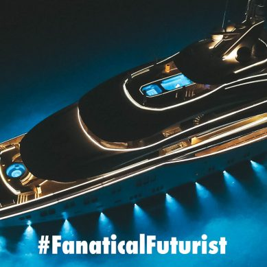 Futurist Keynote, London: Future of Superyacht Design, Superyacht News