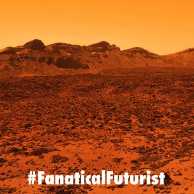 Scientists want to use a silica blanket to terraform Mars