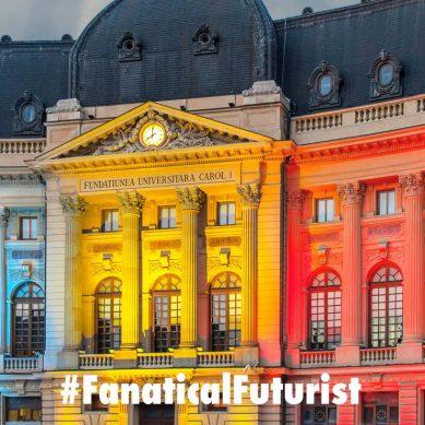 Futurist Keynote, Romania: Live an Exponential Life, ICEEFest